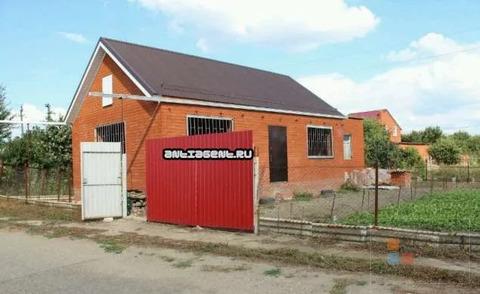 Продам дом, кст-2 ул.клубничная 283, 74 м, 6 соток