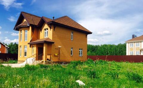 Дом с отделкой. Калужское ш. 25км от МКАД
