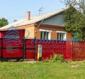 Продажа дома, Егоровка, Болотнинский район, Ул. Московская