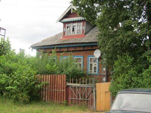 Дом р-н Поповой горы в городе Александров Владимирская область.