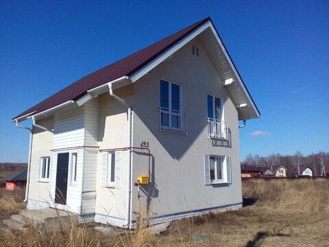Жилой дом, 130 кв. м. на уч. 12,5 соток в кп