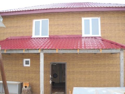 Теплый дом в деревне, применимы любые жилищные программы.