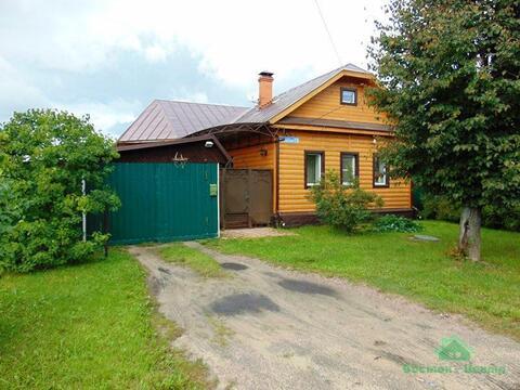 Дом в г.Киржач - р-н.Пищепрома - 87 км Щёлковское шоссе