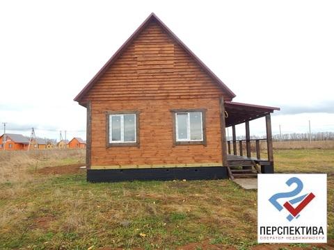 Лот 64 Одноэтажный дом из бруса, общей площадью 48 кв.м,
