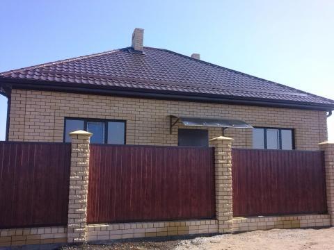 Готовый дом в Краснодаре 110кв.м 4,2 сотки