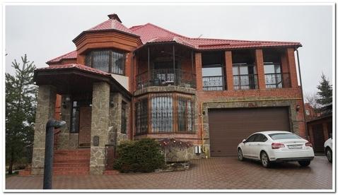 Дом 520 кв.м, Участок 29 сот. , Алтуфьевское ш, 7 км. от МКАД.