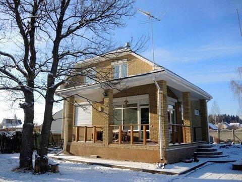 Дом 190 м2, участок 15 сот, Волоколамское ш, 22 км от МКАД, Дедовск. .