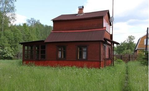 Дача на р. Волга, г. Конаково, возле леса.