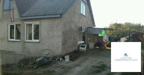 Продается дом Краснодарский край, г Сочи, село Нижняя Шиловка, ул .