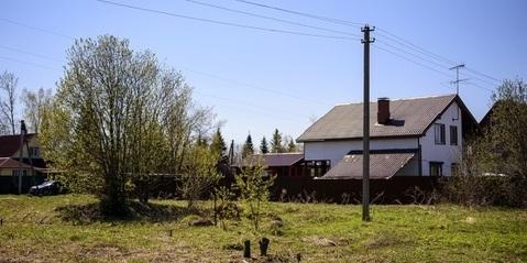 Продается участок д. Мелихово