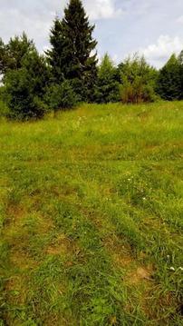 Земельный в районе Рыбинского водохранилища. село Веретея