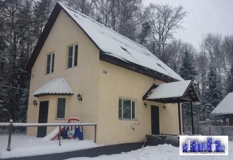 2 дома общей площадью 150м на уч 6 соток в Солнечногорске