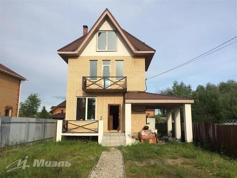Продажа дома, Устиновка, Раменский район