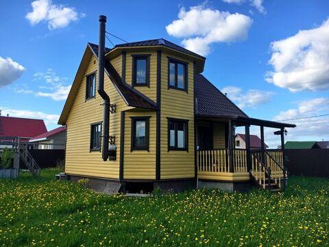 Дом с четырьмя спальнями на участке 12 сот.