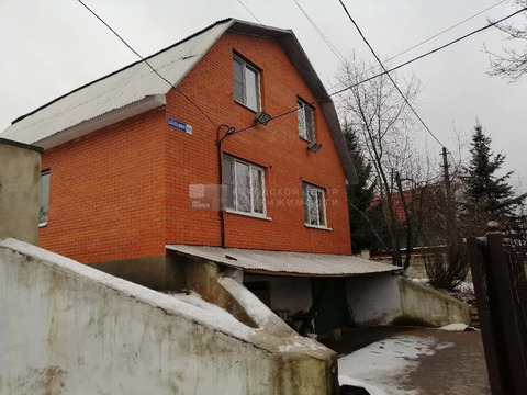 Дом 220.0 кв.м, Участок 15.0 сот. , Новорижское ш, 40 км. от МКАД.