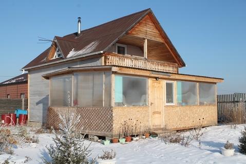 Дом в ДНТ