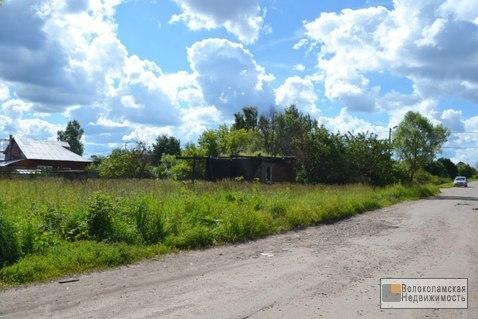 Участок 15 соток под ИЖС в городе Волоколамск (газ по границе)