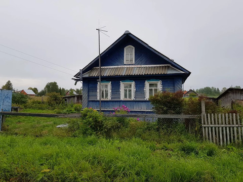 Продажа дома, Бойлово, Кадуйский район, Ул. Центральная