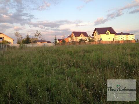 Участок 13 соток в районе деревни Большое Петровское, ЖК Морозовка