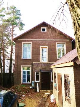 Новый жилой дом 168 кв.м. в Немчиновке. 2 км. от МКАД.