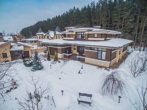 Дом у леса с дизайнерским ремонтом