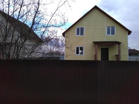 Купить дом из бруса в Раменском районе д. Бахтеево