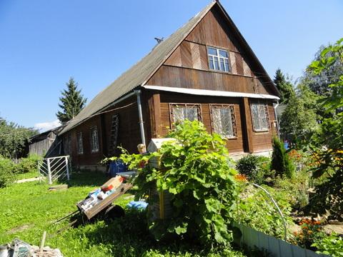 Продам дом в д.Шемякино