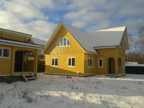 Продаю дом в Медвежьих Озерах