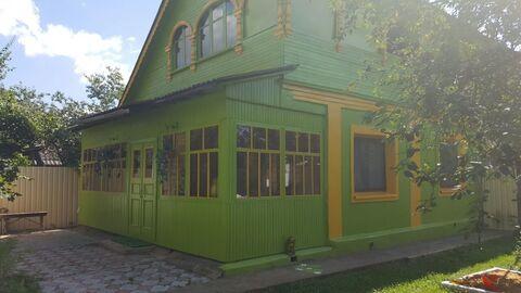 Жилой дом Фаустово.