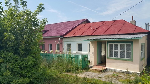 Пол дома по ул.Ольшанская