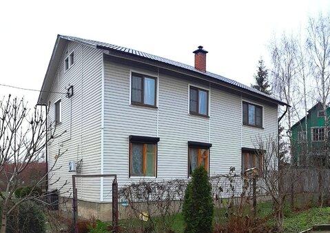 Дом 200 кв.м. на участке 16 соток в селе Марьинское Ступинского района