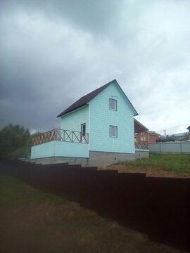 Купить дом из бруса в Истринском районе д. Андреевское