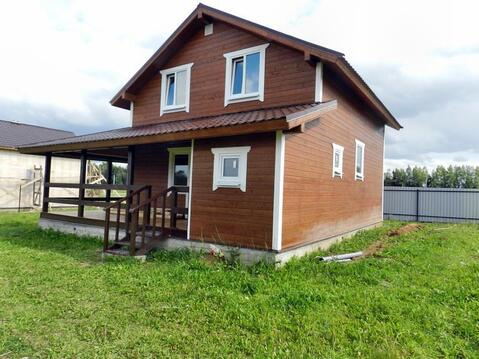 Дом в районе Боровска 9 соток