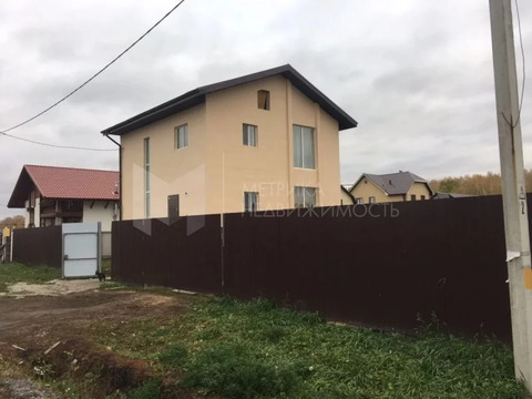 Продажа дома, Луговое, Тюменский район, Ул. Центральная