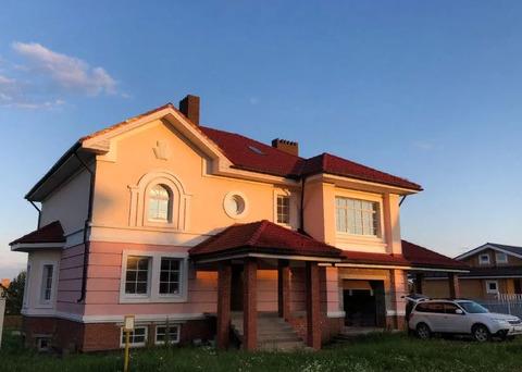 Дом в коттеджном поселке Протасы