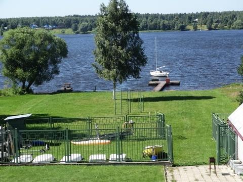 Дом на 1-й линии Иваньковского водохранилища