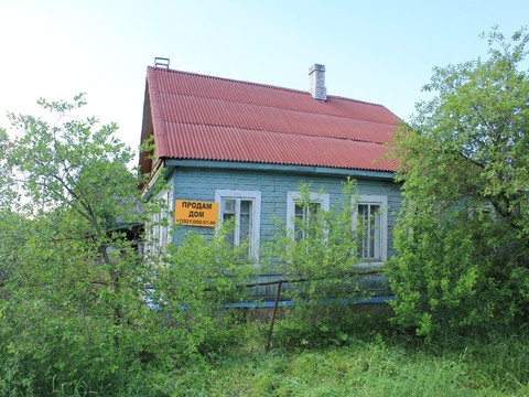 Дом в Гдове