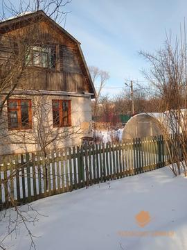 Дача 40 кв.м на участке 6,5 соток в Чеховском районе