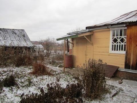 Продается часть дома 43,8 кв.м. на участке 8 сотки в г.Дмитров, ул.1-я