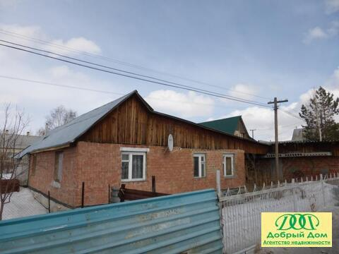 Дом с участком в с. Долгодеревенское