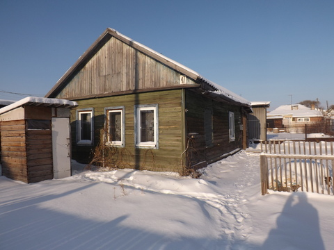 Продам дом в Омске