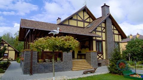 Красивый дом в Краснознаменске
