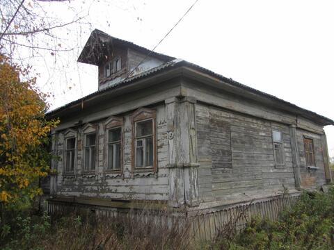 Дом в д. Клюшниково Дмитровского р-на, подходит под мат.капитал