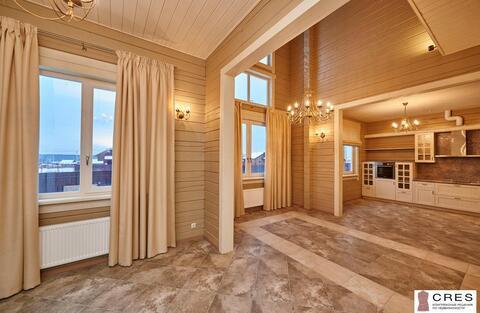 Уютный коттедж для большой семьи с евроремонтом