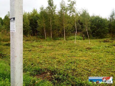 Участок 12 соток в поселке городского типа Уваровка, газ.