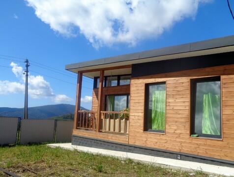 Купить готовый дом недорого с видом на горы