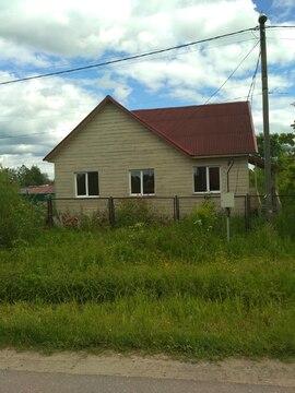 Дом в Новопетровске