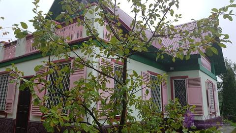 Дом 100 кв.м. на участке 18 соток в черте города
