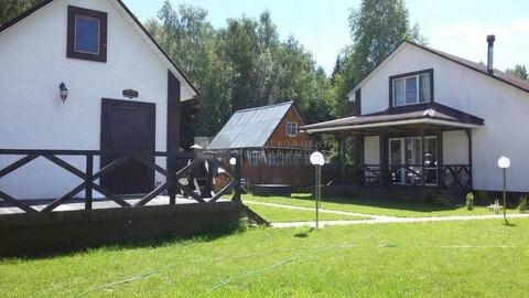 Новый дом 140 кв.м, участок 6 сот. , Ленинградское ш, 29 км. от .