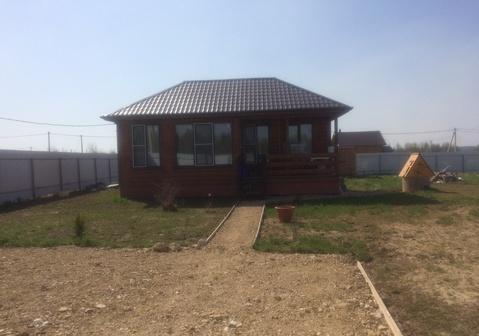 Продается одноэтажный дом 45 кв.м. на участке 12,58 соток, г. Можайск